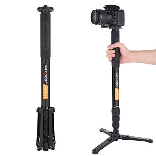 Monopode-Appareil-Photo-MMP3134-Bton-de-Marche-en-Fibre-de-Aluminium-Charge-Max-18-kg-avec-Base-de-Mini-Trpied-Pliable-pour-Canon-Nikon-Sony-Panasonic-Olympus-Reflex-Numrique-0