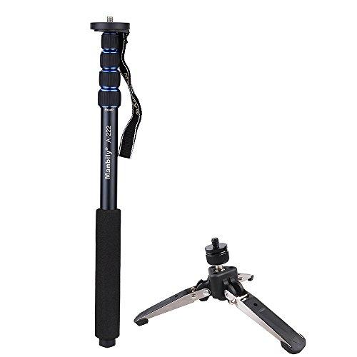 Andoer-Tlescopique-rglable-Portable-en-Aluminium-alliage-photographie-monopode-avec-Support-Stand-monopode-Base-Mini-trpied-pour-camscope-appareil-photo-reflex-numrique-0